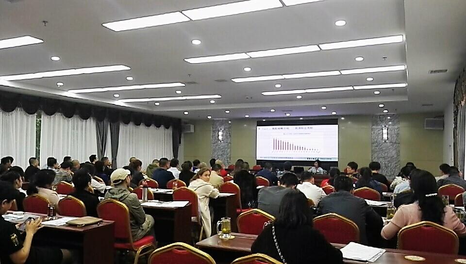中国品牌日·天策受邀为新津县个体私营协会进行商标战略培训